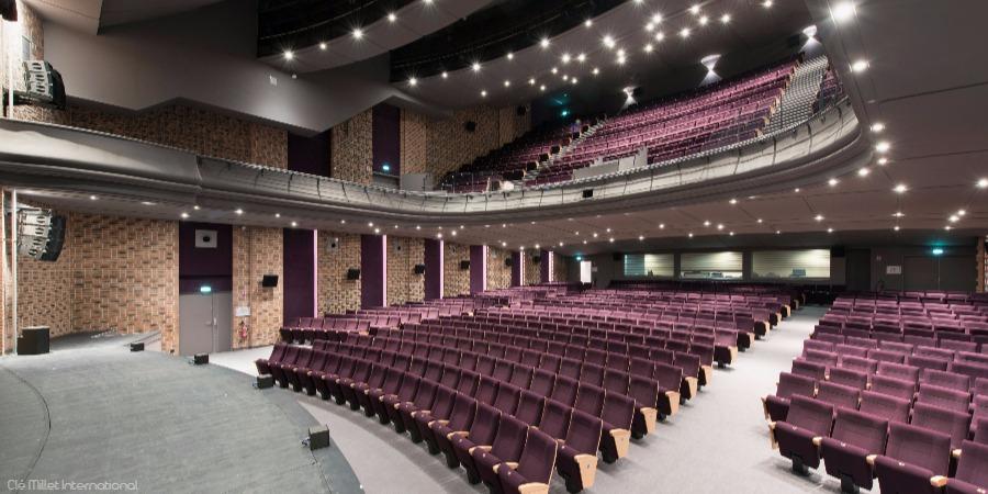 Salle de spectacle - Casino d'Arras