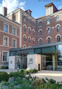 Entrée Mercure Beauvais