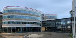 ISAGRI - Photo de chantier façade 2